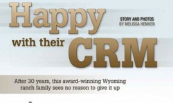 Happy With Their CRM