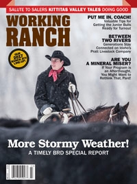 Working Ranch March Cover