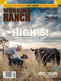 working ranch magazine