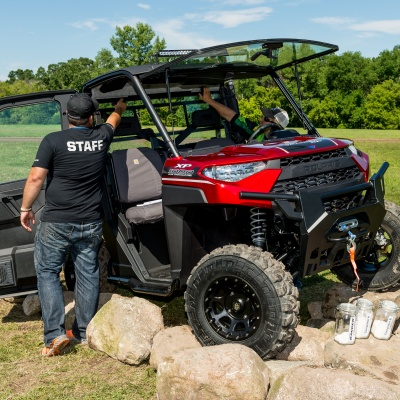 Colin's Test 2018 Polaris Ranger XP 1000 EPS