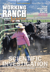 Working Ranch Magazine Junior
