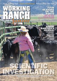 Working Ranch Magazine Junior