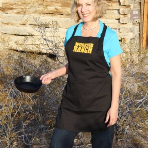 Working Ranch Apron