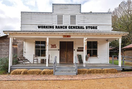 working ranch general store