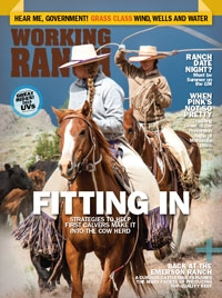 Working Ranch Mar 19 Cover