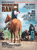 Working Ranch Mag Cover June July 2019