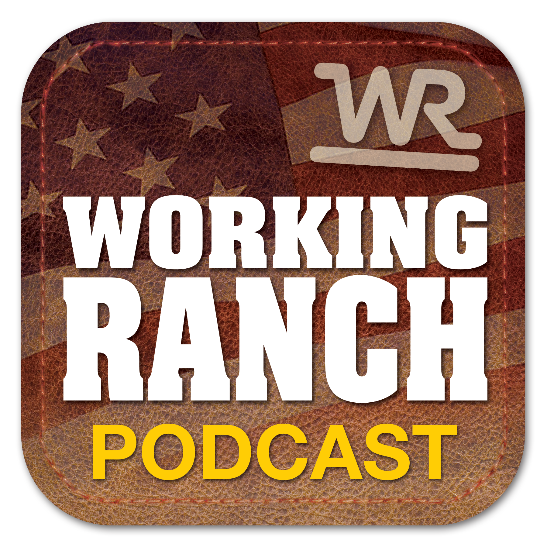 Working Ranch Podcast Logo v4